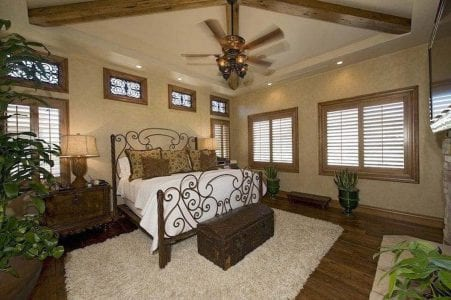 Keeping Your Bedroom Cool in the Summer Months
